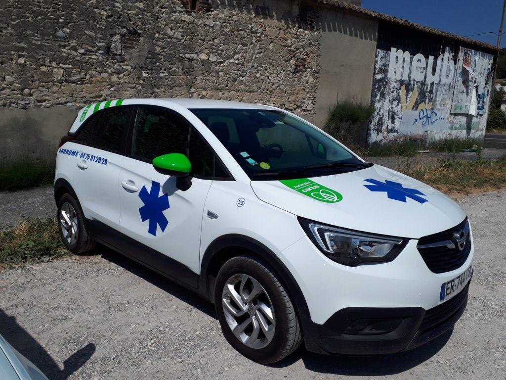 Transports en VSL et Taxi à Montélimar
